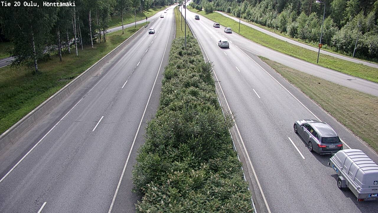 Oulu Korvensuora